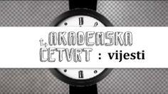 Blok vijesti - Akademska četvrt, 25.4.2014.. Evo koje vam vijesti donosimo u ovotjednom bloku vijesti: - ususret izborima za europski parlam...