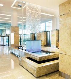 HEATHROW AIRPORT, TERMINAL 5 Zen inspired interior