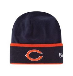 2ad50a9b9 Chicago Bears Knit Hats and Beanies at the Official Online Store of the .