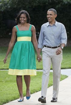 Mr. President & First Lady