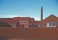 Aarhus Municipal Hospital  C.F. Møller
