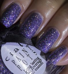 Ciate nail polish in Jewel. In love with this gorgeousness!