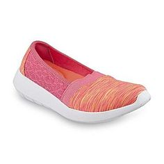 Women's Alvie Neon Pink/Space-Dyed Slip-On Shoe