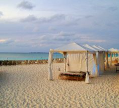 Carribean Bliss,on 7 Mile Beach in the Grand Cayman Islands, at The Ritz Carlton Hotel beach. R the Island Way.