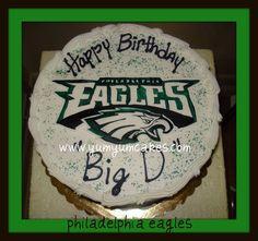 Lovin' the #Eagles cake! Thanks for sharing!
