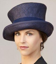 Chapeau marine, chapeau mariage, chapeau de paille bleu marine femmes, église chapeau, chapeau à large bord, chapeau melon, chapeau formelle, habillé chapeau, chapeau bleu marine, adapté chapeau