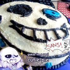 Image result for undertale birthday cake