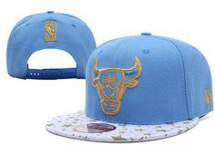 NBA Chicago Bulls Snapback Blue 957|only US$8.90