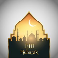 Eid Mubarak Mosque Design Background Window Vector http://www.cgvector.com/50-vector-graphics-eid-greeting-card-and-wallpaper/