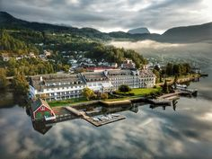 Ulvik Hotel Tourist Office, Tourist Information, Cross Country Skiing, Stunning View, Great View, Hiking Trails, Best Hotels, Norway, Trip Advisor