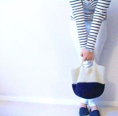 Crocheted Bag от LoveOllieandSam на Etsy