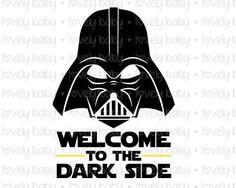 Storm Pooper-The Dark Side-Baby body regalo nacimiento niño Star Wars Empire