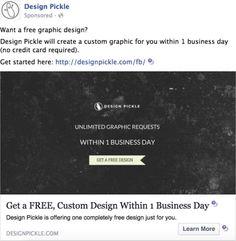 Design Pickle Facebook Ads Case Study