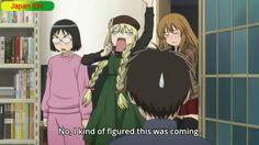 Genshiken Nidaime episode 9 White Gate Keeper