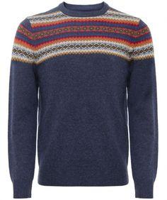 Gant Fair Isle Crew Neck Sweater Schöne Dinge, Bekleidung, Wolle Kaufen,  Schöne Hintern 1c3ccf5169