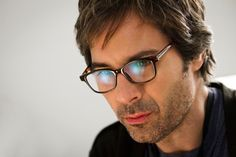 Eric McCormack Love him in the smart people glasses!!!