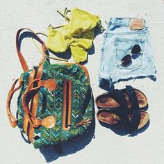 nena & Co. Day bag at the beach! Perfection