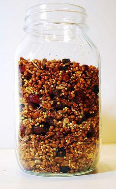 Hey, that tastes good!: Buckwheat granola