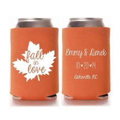Custom Koozies - Custom koozies for your business, party, event or wedding. What A fantastic party or wedding favor or use these as a great way to promote your business! Use these custom koozies for y