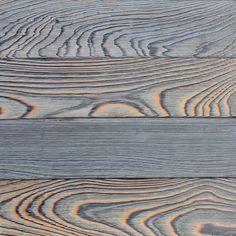 shou sugi ban burned timber for siding and floors | Remodelista