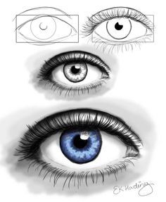 How to draw an eye  #Eye #Drawing #Tutorial #Digital Tutorial at https://www.facebook.com/photo.php?fbid=10151380363176005=a.501837111004.301704.227246231004=1