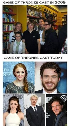 Game of Thrones 4 - Throwback