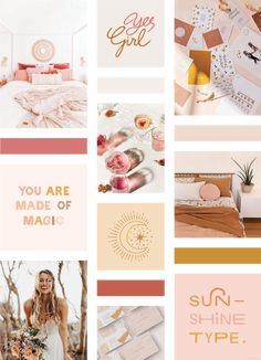Fun, muted tones for a photography brand and website design based in Las Vegas, NV. Branding & Web Design by Saltwater Designs #photography #branding #website #websiteinspiration #summer #beach #photographer #creative #business #showit #logo #desert