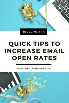 Are you paying for newsletters no one is opening? Check out this post for some quick tips to increase email open rates and engagement. Email Marketing Design, Email Marketing Strategy, Content Marketing, Affiliate Marketing, Blogging For Beginners, Blogging Ideas, Email Subject Lines, Marketing Professional, The Help