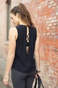 One day, I will make my own DIY keyhole workout tank. Not paying $58 for lululemon, nope.