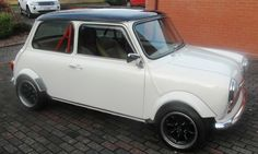 1969 Classic Mini R1 Conversion, FWD to retain the Mini Looks and handling / not