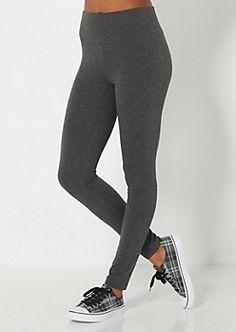 Charcoal Heathered Legging