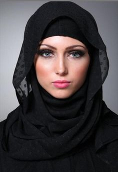 Latest Hijab Style DesignTrends & Tutorial For Girls 2015-2016 with Pictures (34)