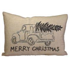 Found it at Wayfair - Nothing Like Christmas Lumbar Pillow