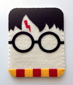 Harry Potter Nook Cozy por lifegeekery en Etsy, $27.00