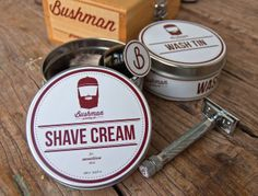 Bushman Grooming Kit (Student Work) on Packaging of the World - Creative Package Design Gallery