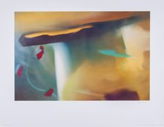 Abstraktesbild, Gerhard Richter, 1991, print