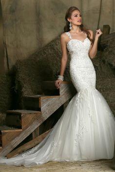 Style 50330 by DaVinci Bridal