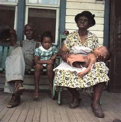 Gordon Parks, Segregation Story