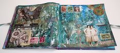 Inky Dinky Doodle: June 2019 Altered Books, Book Pages, Tim Holtz, Art Journaling, Outdoor Blanket, Doodles, June, Art Diary, Book Art
