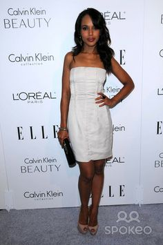 Kerry Washington at the 17th Annual Women in Hollywood Tribute, Four Seasons Hotel, Los Angeles, CA.