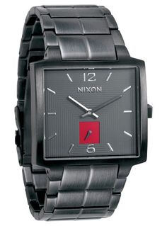 Mens Nixon The District Watch Modern Watches, Vintage Watches For Men, Cool Watches, Nixon Watches, Tom Ford Makeup, Bobbi Brown, Maybelline, Mac Cosmetics, Men's Watches