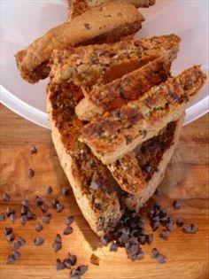 Cinnamon Mocha Biscotti Recipe Good idea might to limit the sugar a little other wise brilliant recipe!