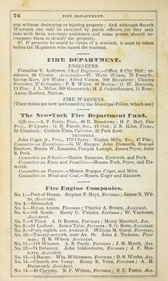 Find this Pin and more on Volunteer Firemen NYC 1820-1860 by adamjwoodward.