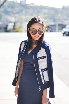 11 Ways To Easily Transition Your Career Style From Summer To Fall | http://www.corporatefashionista.com/