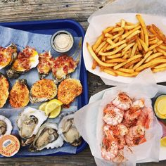 Kid Friendly Seafood Restaurants In New Orleans
