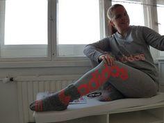 Sukista tumppuihin: Merkki uskollisuutta My Works, Socks, Knitting, Tricot, Breien, Sock, Stricken, Weaving, Knits
