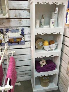 muebles auxiliares para baño en www.virginia-esber.es