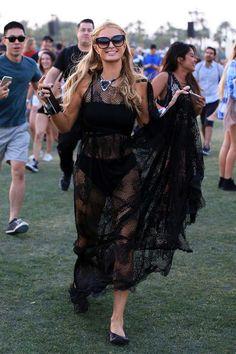 Paris Hilton - Coachella 2016