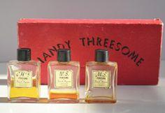 French Imports Handy Threesome Perfume Set - $14.99