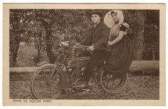 Zeeuwsche Boer en Boerin op Eijsink by Anton Dee, via Flickr